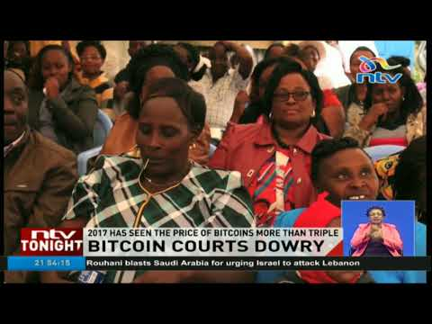 Man pays dowry with bitcoin