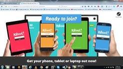 Cómo hacer un test interactivo en Kahoo