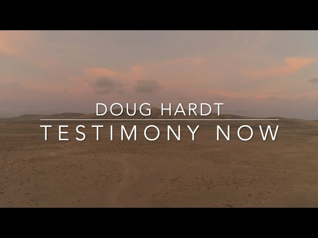 Doug Hardt shares the testimony of his humanitarian service in Iraq