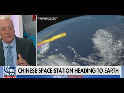 Chinese space station Tiangong-1 will hit the earth