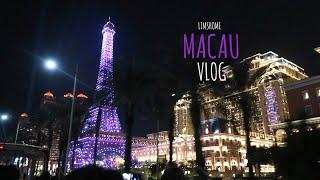 vlog / 마카오 여행 2. 오픈탑버스 나이트투어. …
