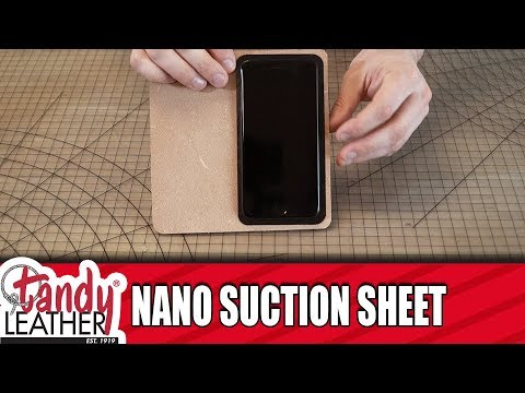 Nano Suction Sheet 8-1/2″ x 11″