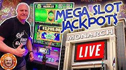 🔴 The Jackpots Just Keep On Coming! 🎰 LIVE from the Monarch Slot Play