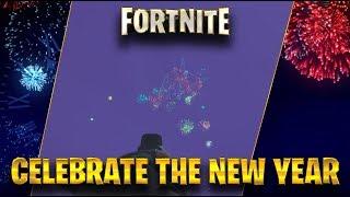 Celebrate New Year! - Crackshot Hero quest | Fortnite StW