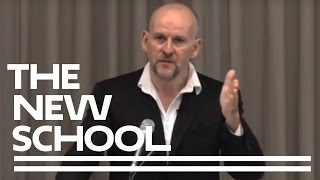 Simon Critchley: To Philosophize Is to Learn How to Die | The New School