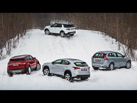 Lexus NX, Volvo