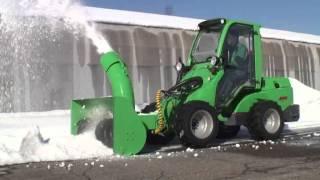 Avant Snow Blower 1400 Thumbnail
