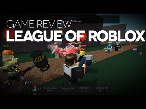League of ROBLOX Game Review