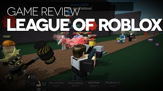 League of ROBLOX Spielbericht