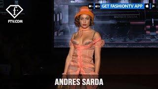 Madrid Fashion Week Spring Summer 2018 - Andres Sarda | FashionTV