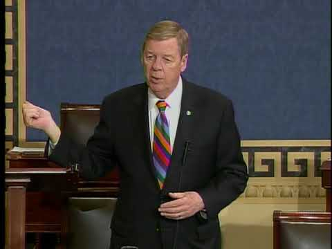Senator Johnny Isakson on Expanding the Homebuyer Tax Credit