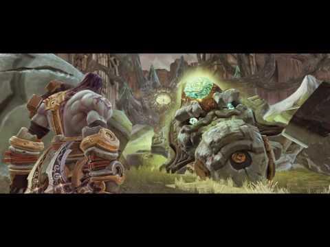 قتال الزعيم السادس darksiders 2 the guardian