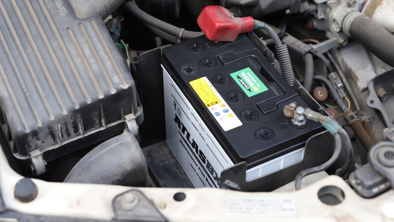 バッテリー 交換 自分 で 車