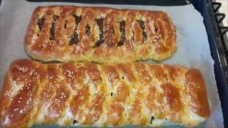Вкусный и простой пирог Рецепт Пирог из печени