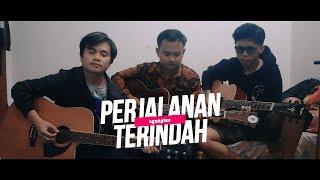 Download Lagu Perjalanan Terindah  - Hoolahop ft. Aska Rocket Rockers   agungtao cover mp3