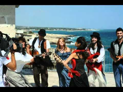 Pizzica Tarantina - Terraross (canzone folk pugliese)