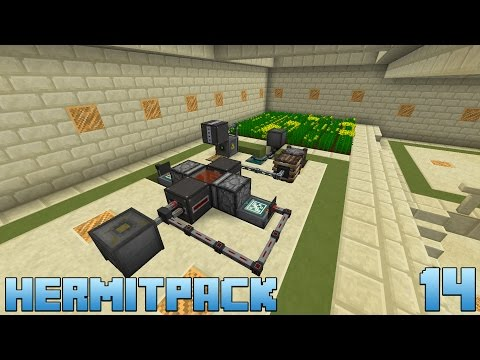 HermitPack :: E14 - Crystallized Canola Oil Power