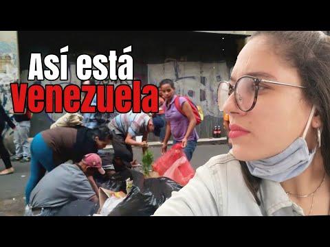 ASÍ ES UN DÍA EN CARACAS, VENEZUELA