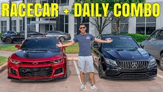 homepage tile video photo for 2019 Mercedes-AMG C63S Review - The PERFECT Daily Under $100k