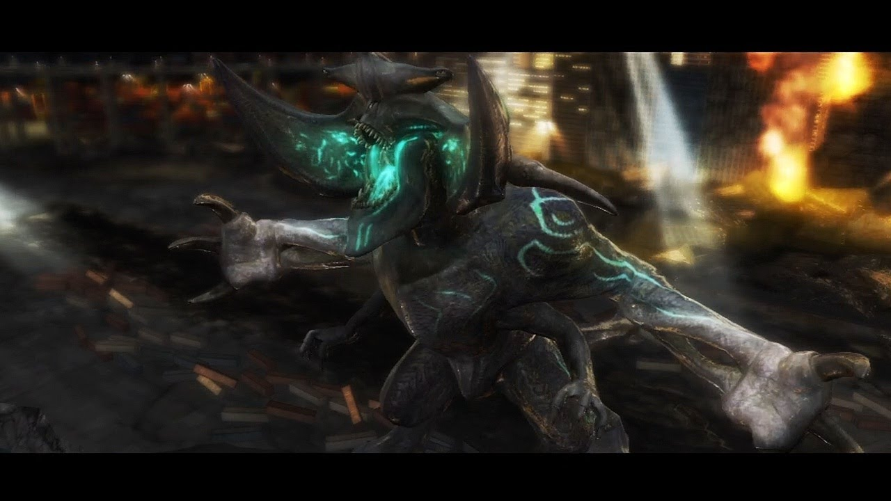 pacific rim the video game walkthrough scunner gameplay