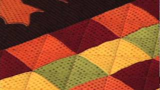 Quilt Table Runners And Placemats On Your Longarm
