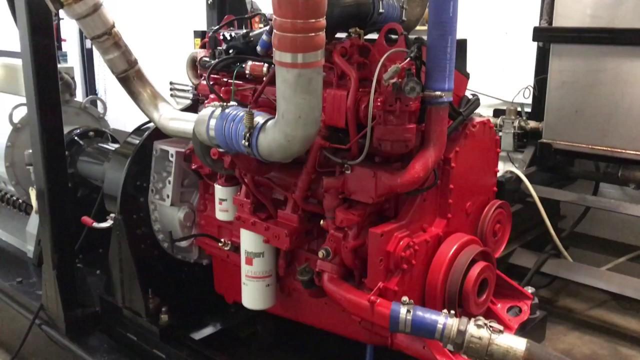 PITTSBURGH POWER Engine Dyno