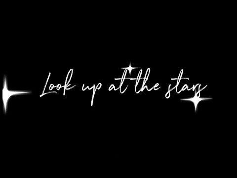 Shawn Mendes - Look Up At The Stars (Lyric Video)