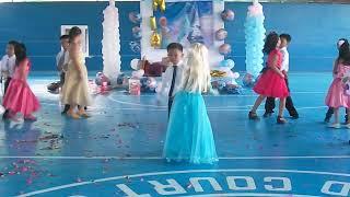 Frozen Theme Cotillion Dance