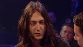 Later With Jools Holland - Chris Robinson / Black Crowes Interview - 13 04 01 Resimi