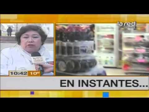 Carmen Gloria Quiñones habla sobre la regulación de alimentos vencidos
