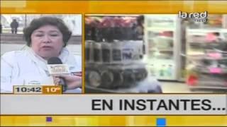 Gambar cover Carmen Gloria Quiñones habla sobre la regulación de alimentos vencidos