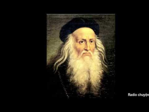 Những Nét Vẽ Nguệch Ngoạc Của Da Vinci
