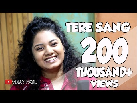 Tere Sang (Official Video) | Anwesha | Vinay Patil | Ft. Manzar Band Vinay Patil | Tere Sang |