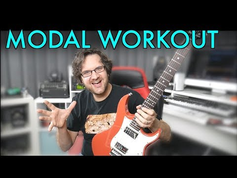 Big Modal Workout