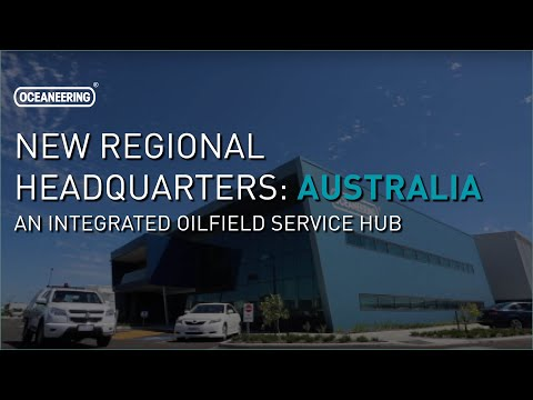 New Regional Headquarters in Australia | Oceaneering