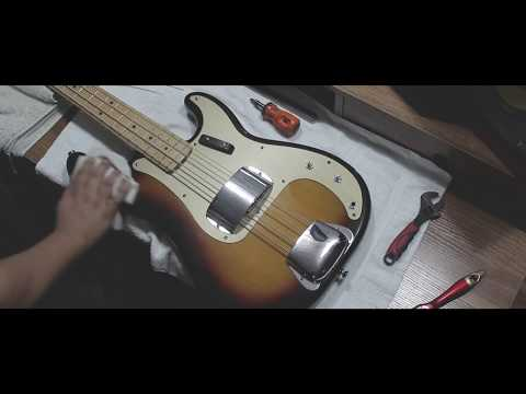 """Fender Precision Bass - """"American Standard To Vintage"""""""