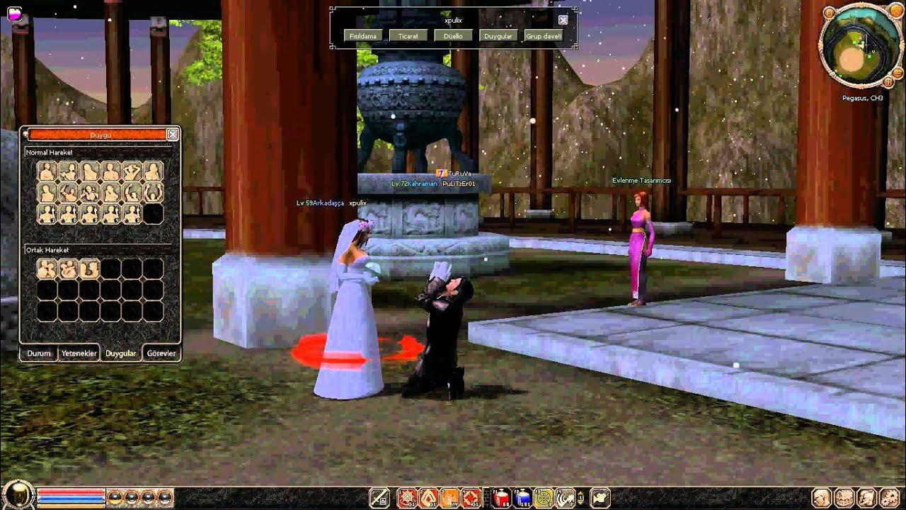 metin2 evlilik