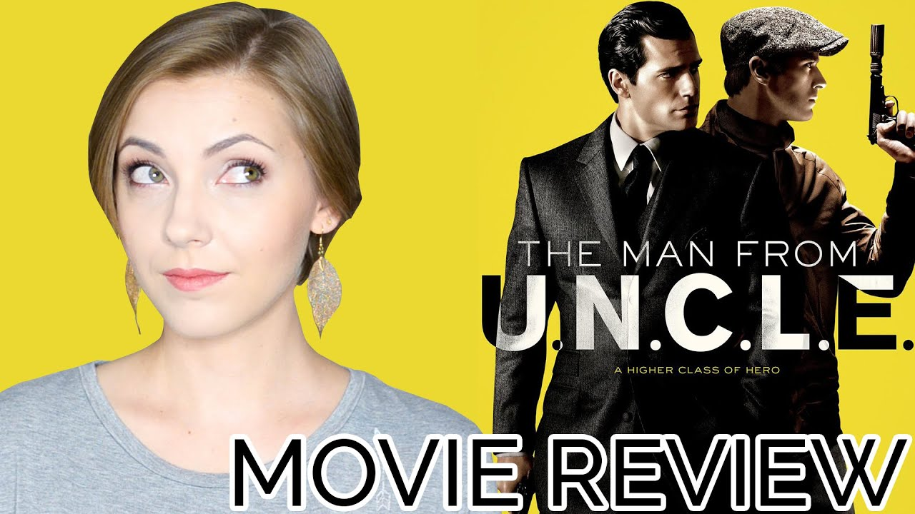 the man from uncle 2015 movie review youtube