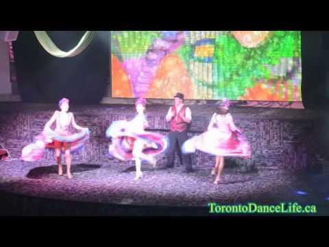 CAN CAN DANCE. ENTERTAINMENT TORONTO.