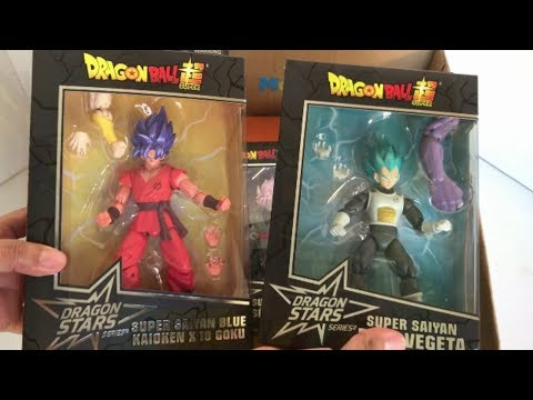 GOHAN SS2 KID BUU Dragon Ball Stars Action Figure Wave 11 Set SSGSS GOGETA