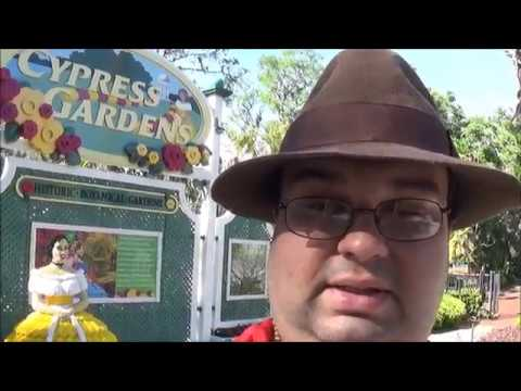Exploring Historic Cypress Gardens At Legoland FL