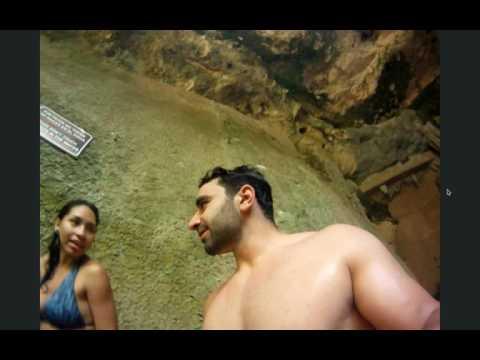 Ik Kil Cenote in Chichen Itza, Mexico