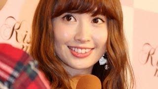 エンタメニュースを毎日掲載!「MAiDiGiTV」登録はこちら↓ http://www.youtube.com/maidigitv AKB48の小嶋陽菜さんが1月31日、東京都内で行われたイベント...