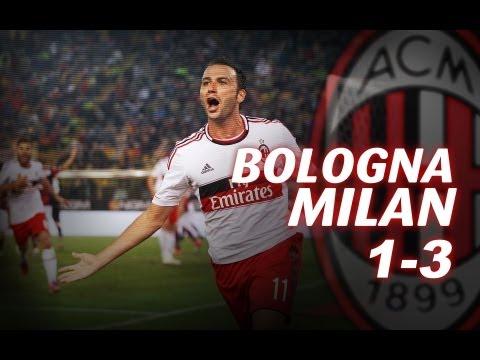 Bologna-Milan 1-3