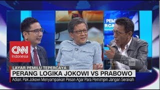 Download Video Panas! Rocky Gerung & Adian N, Debat soal Metafor sampai Sindiran 'Dungu' MP3 3GP MP4