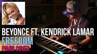 Beyonce feat. Kendrick Lamar - Freedom (Piano Cover by Marijan) LEMONADE.