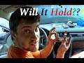Will SuperGlue Secure A RearView Mirror? Lets Find Out!