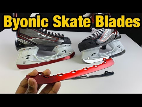 Byonic Skate Blades Detailed Overview - Are They Good ? Big Giveaway!