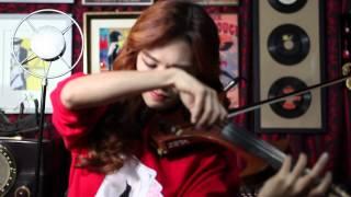 낭만에대하여(about romance) - Electric violinist Jo A Ram