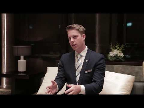 Interview With JW Marriott Hotel Hanoi's Assistant Director Food And Beverage, Lauro Hildebrandt